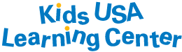 Kids USA Learning Center Logo